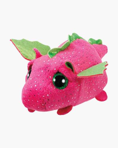 Darby the Pink Dragon Teeny Tys Plush