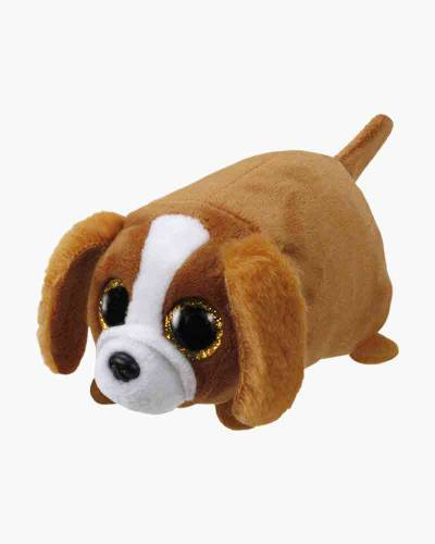 Suzie the Brown and White Dog Teeny Tys Plush
