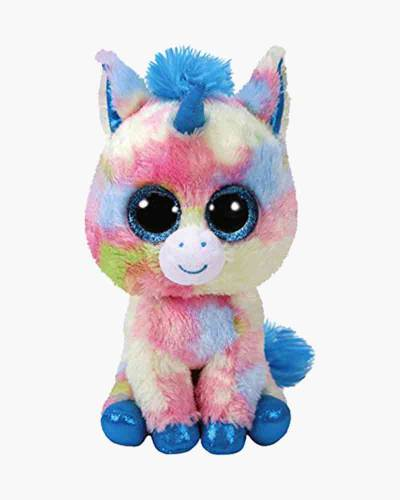 Blitz the Unicorn Beanie Boo's Medium Plush