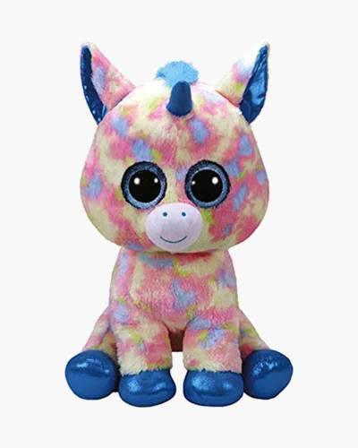 Blitz the Unicorn Beanie Boo's Large Plush