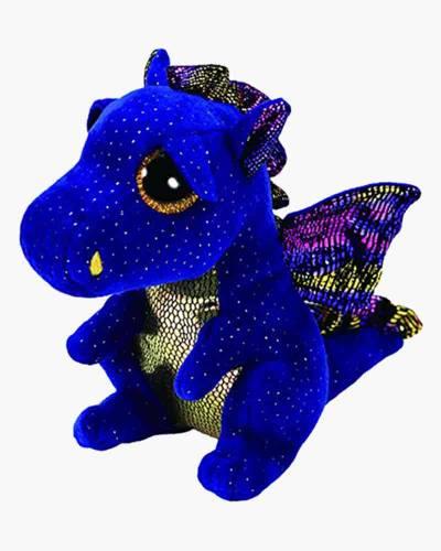 Saffire the Dragon Beanie Boo's Medium Plush