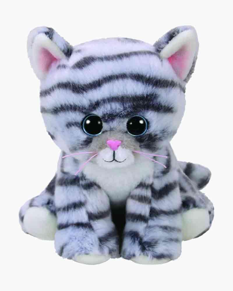 Ty Millie the Grey Tabby Cat Beanie Boo s Regular Plush  2f18ab0bab7