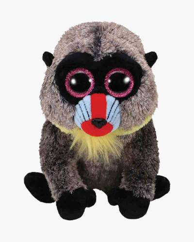 Wasabi the Baboon Beanie Boo's Regular Plush