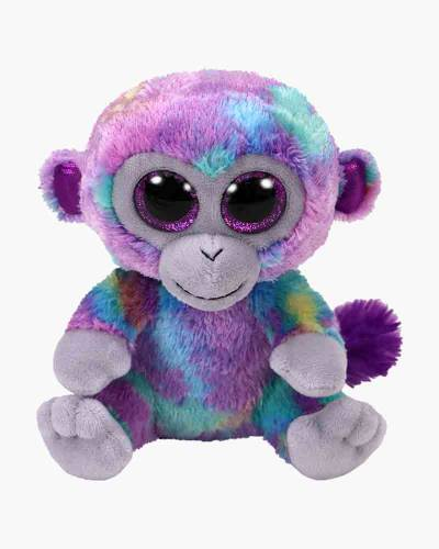 Zuri the Multicolor Monkey Beanie Boo's Regular Plush