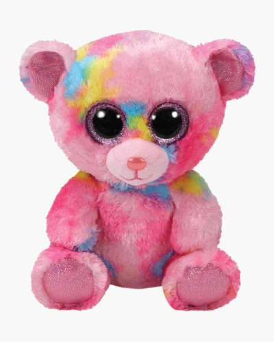 Franky the Pink Bear Beanie Boo's Regular Plush