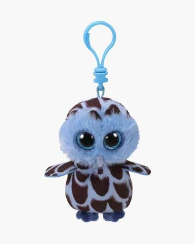 Yago the Owl Beanie Boo's Plush Clip