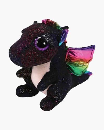 Anora the Black Dragon Beanie Boo's Medium Plush