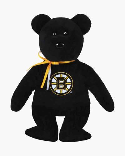 Boston Bruins NHL Bear Beanie Babies Plush