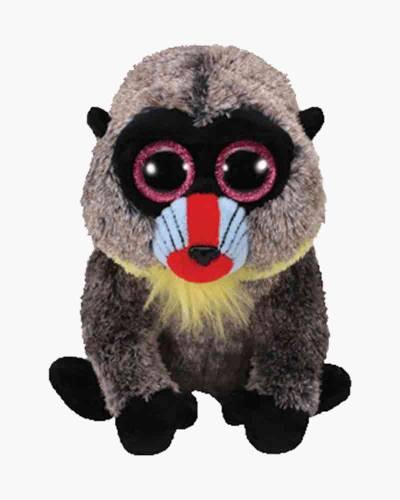 Wasabi the Baboon Beanie Boo's Medium Plush