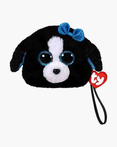 Tracey the Dog Ty Gear Stuffed Animal Wristlet