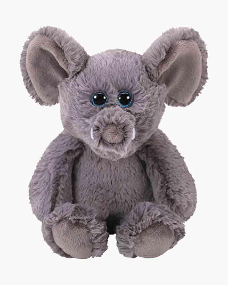 94967b66d Ty Ella the Elephant Attic Treasures Medium Plush