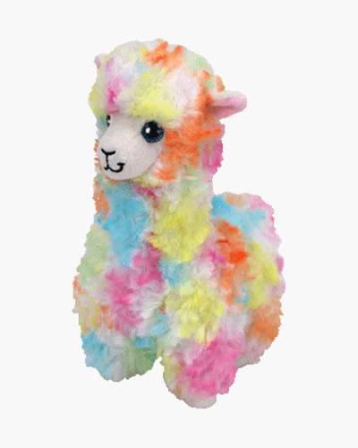 Lola the Rainbow Llama Beanie Boo's Medium Plush