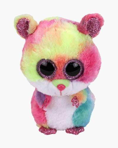 Rodney the Hamster Beanie Boo's Medium Plush