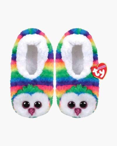 Owen Owl Slipper Socks