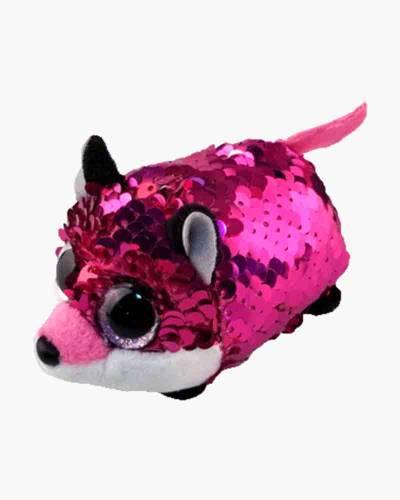 Jewel the Fox Teeny Tys Flippable Seqin Plush