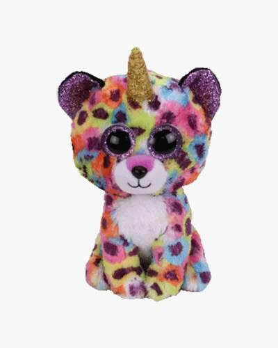 8515f2c1882 Ty Giselle the Rainbow Leopard Beanie Boo s Regular Plush