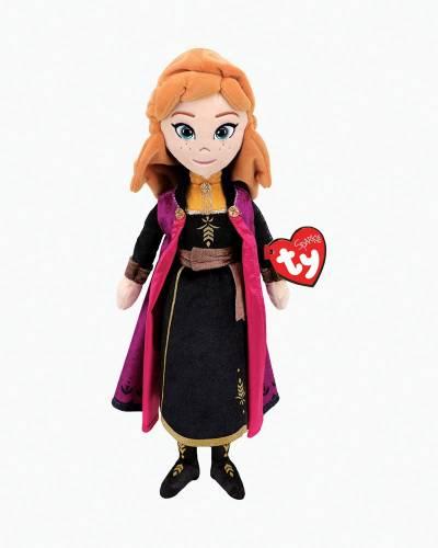 Disney Frozen 2 Sparkle Anna Doll Plush
