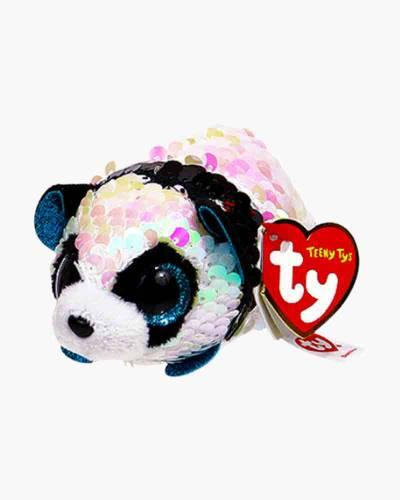 Bamboo the Panda Teeny Tys Flippable Sequin Plush