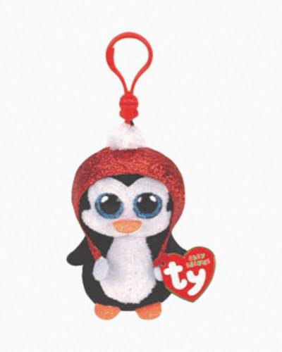 Gale the Penguin Beanie Boo's Plush with Clip