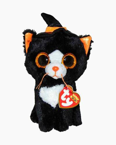 Witchie the Cat Beanie Boo's Regular Plush