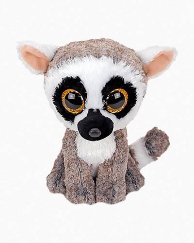 Linus the Lemur Beanie Boo's Regular Plush