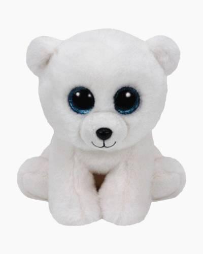 Ari the Polar Bear Beanie Babies Regular Plush