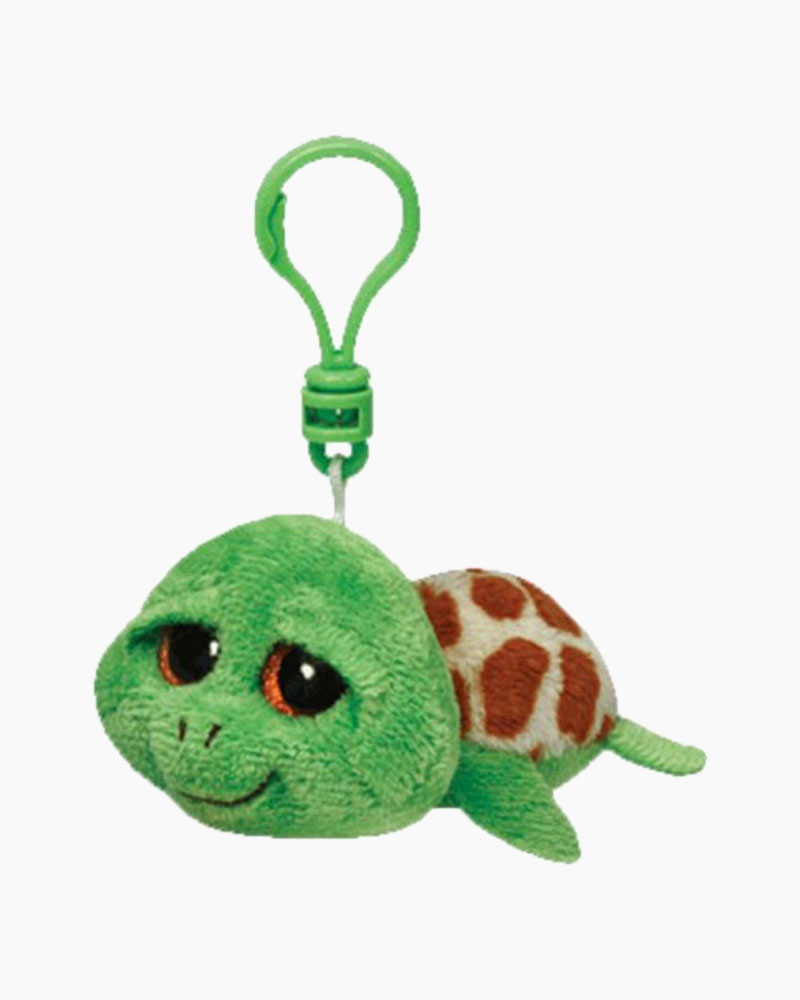 ty zippy the turtle beanie boo u0026 39 s plush clip