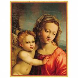 Caspari Madonna and Child Boxed Cards