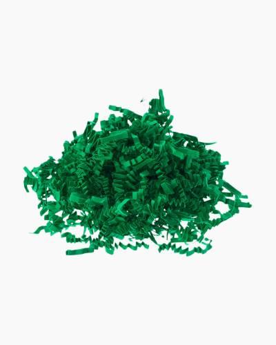 Emerald Green Krinkled Shred 2 oz