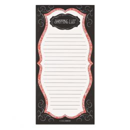 C.R. Gibson Magnetic Shopping List - Savory Eats