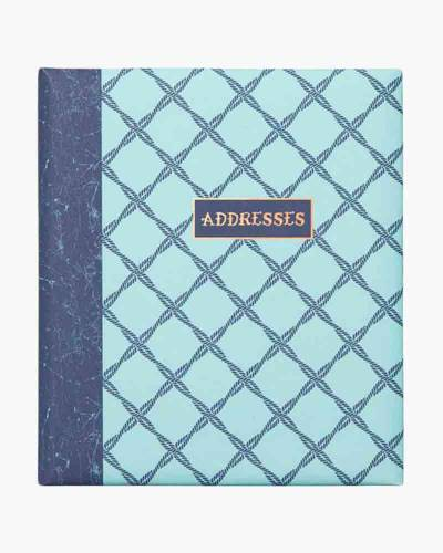 Refillable Address Book