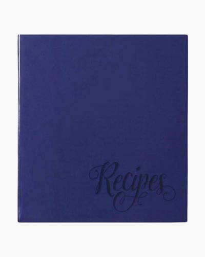 Pocket Page Recipe Book