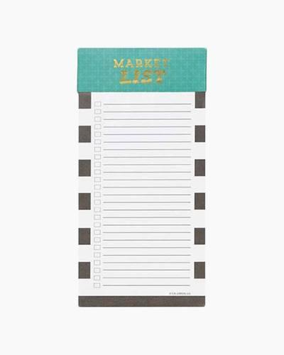Market List Magnetic List Pad