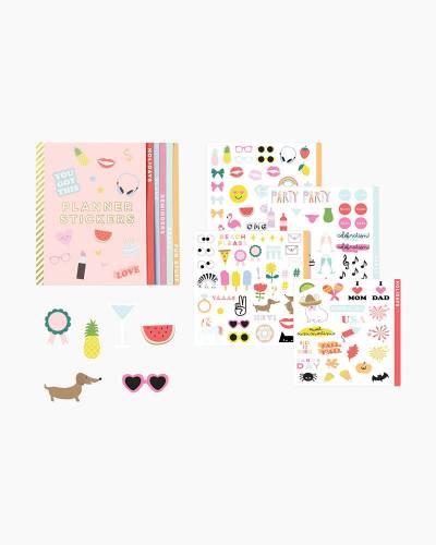 Desk Planner Stickers
