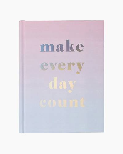 Make Every Day Count Guided Journal