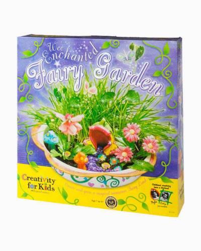 Wee Enchanted Fairy Garden Kit