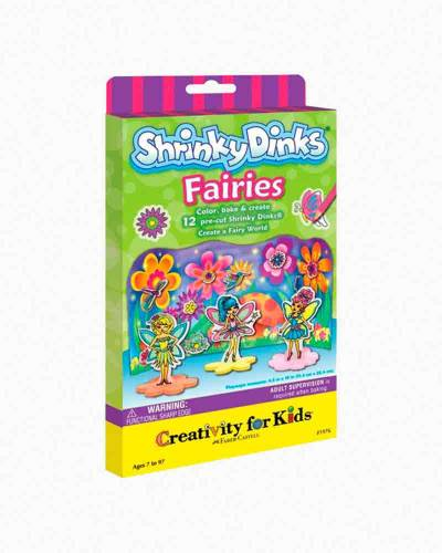 Shrinky Dinks Fairies Mini
