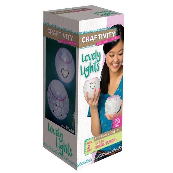 Creativity for Kids Lovely Lights Craft Kit