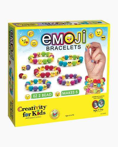 Emoji Bracelets Activity Set