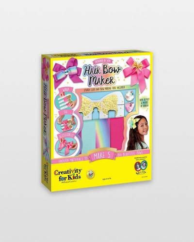 Designed By You Hair Bow Maker Activity Kit
