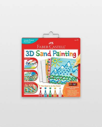 Do Art 3D Sand Painting Activity Kit