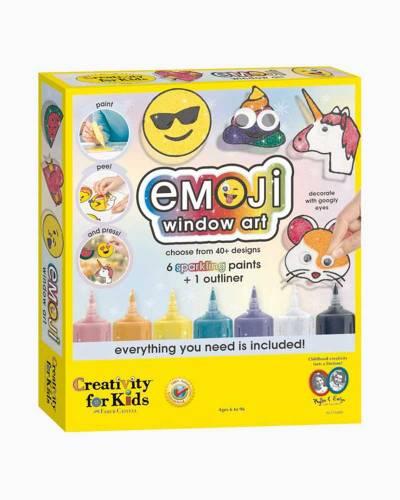 Emoji Window Art Craft Kit