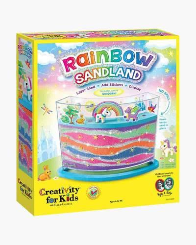 Rainbow Sandland Activity Kit