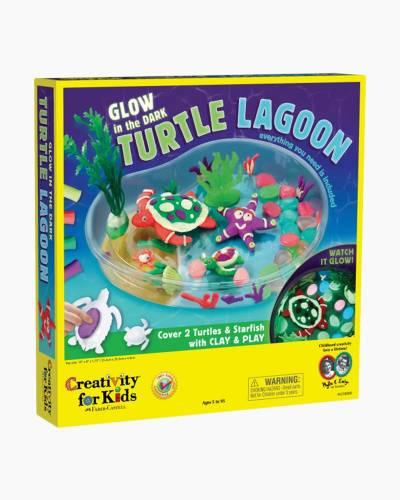 Glow in the Dark Turtle Lagoon Activity Kit