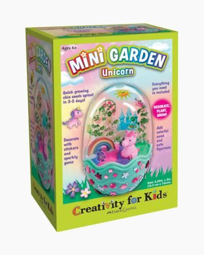 Unicorn Mini Garden Activity Kit
