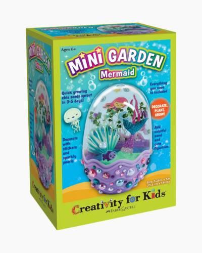 Mermaid Mini Garden Activity Kit