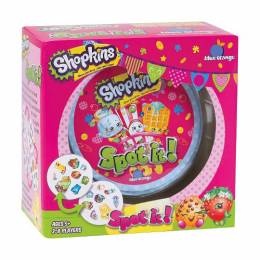 Shopkins Spot It! Shopkins Edition