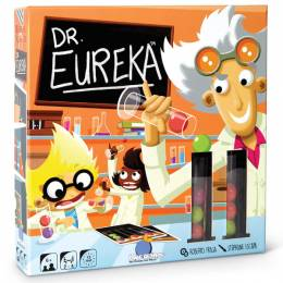 Blue Orange Games Dr. Eureka Game
