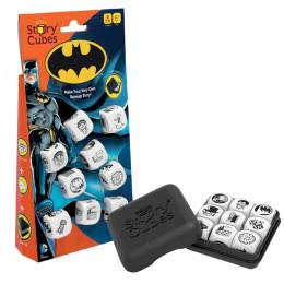 Gamewright Batman Edition Rory's Story Cubes