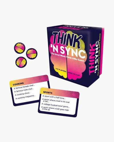Think 'n Sync Game